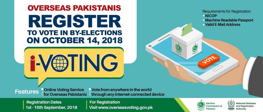 How to register as an overseas Pakistani voter ? | Pakistan